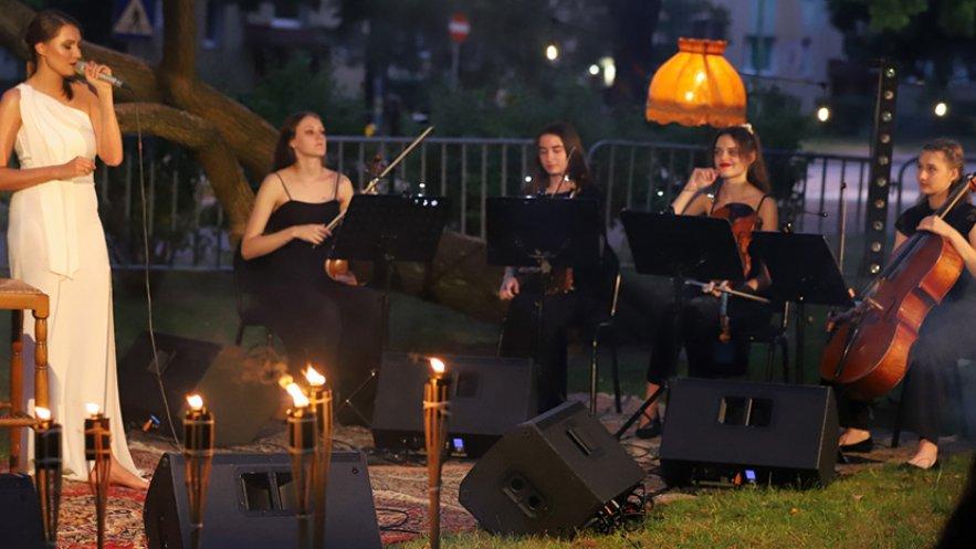 """Koncert Joanny Aleksandrowicz - """"Od nocy do nocy"""""""