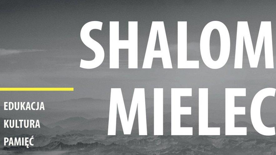 Grafika promująca wydarzenie Shalom Mielec 2021